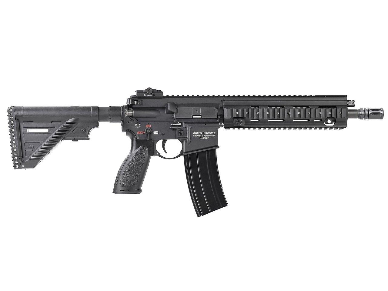 VFC/Umarex HK416A5 GBBR (JPver./HK Licensed) BK