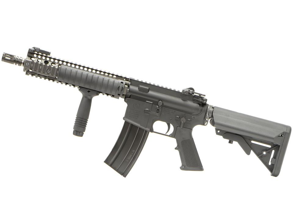 VFC Colt Mk18Mod1 GBBR DX (JPver./COLT&DD Licensed) MIL-BK 2015ver.