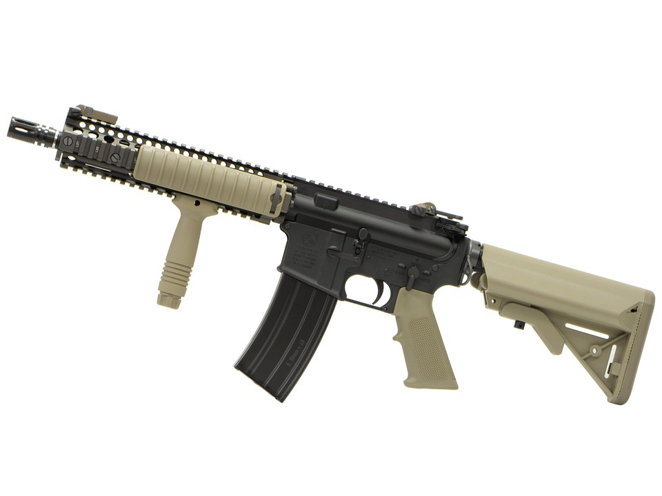 VFC Colt Mk18Mod1 GBBR DX (JPver./COLT&DD Licensed) TAN 2015ver.