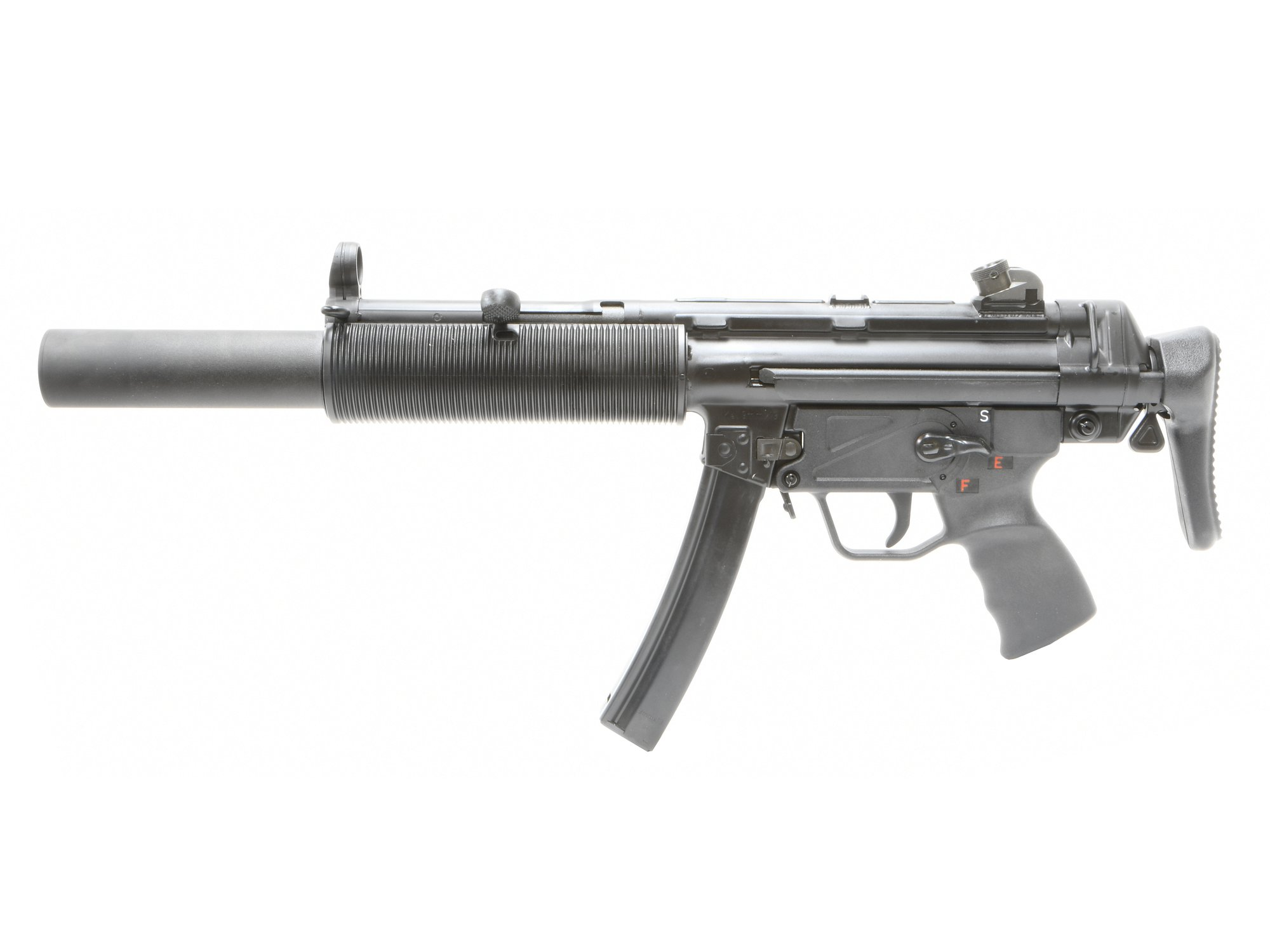 Umarex H&K MP5SD3 GBBR/EarlyModel (JPver./HK Licensed)