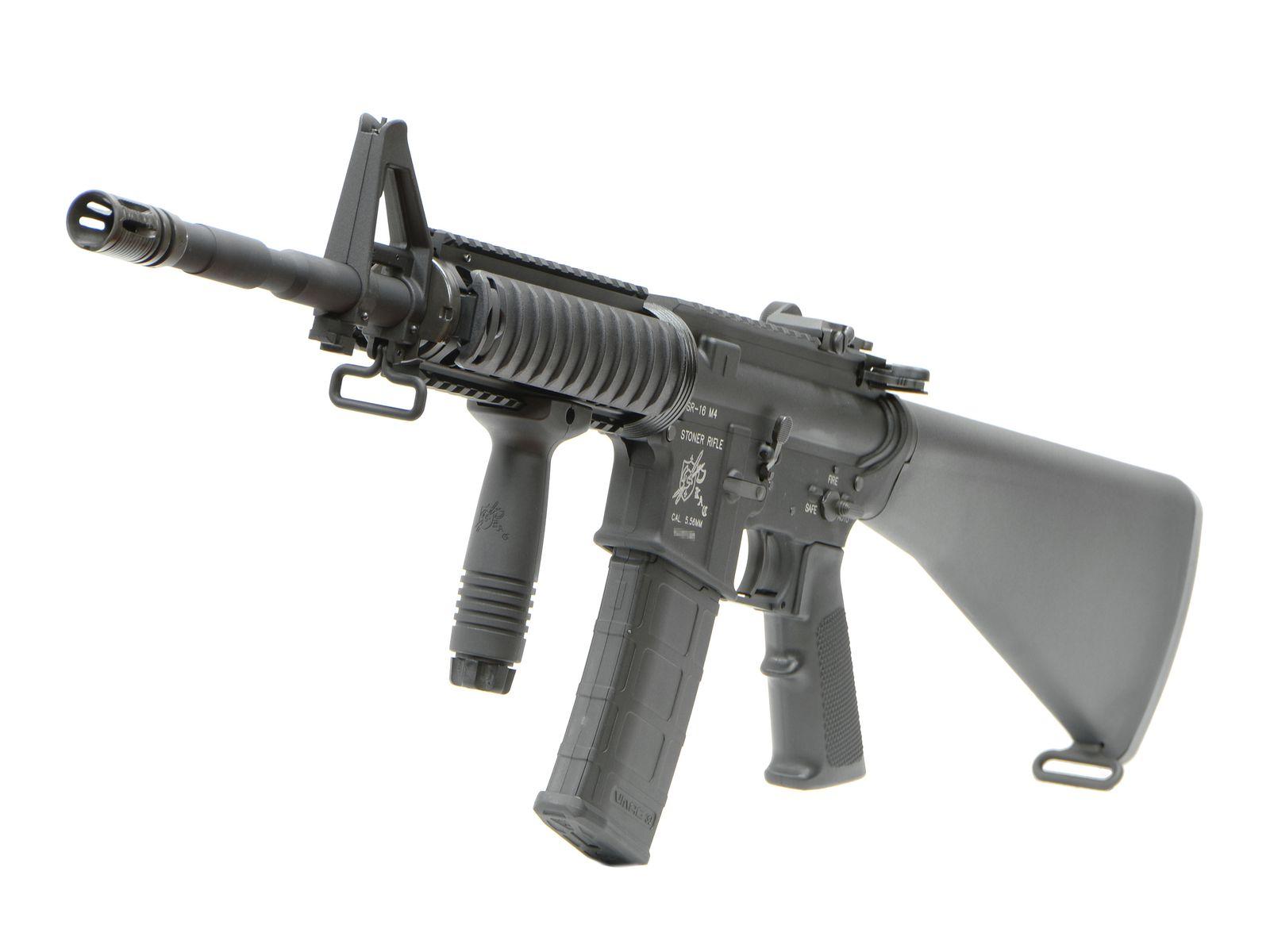 VFC KAC SR16 FixedStock GBBR (JPver./Knight's Licensed)