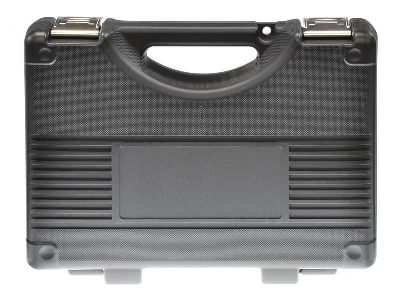 FC ピストルハードガンケース (ウレタン保護素材付/300*195*60mm)