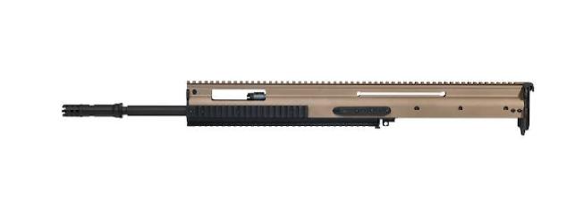VFC MK20 アッパーレシーバーASSY for Cybergun/VFC MK17 GBBR