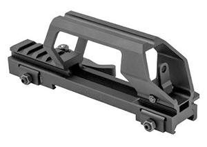 【実物】 NcSTAR AR15 Gen 2 オプティックマウント付 QRキャリングハンドル