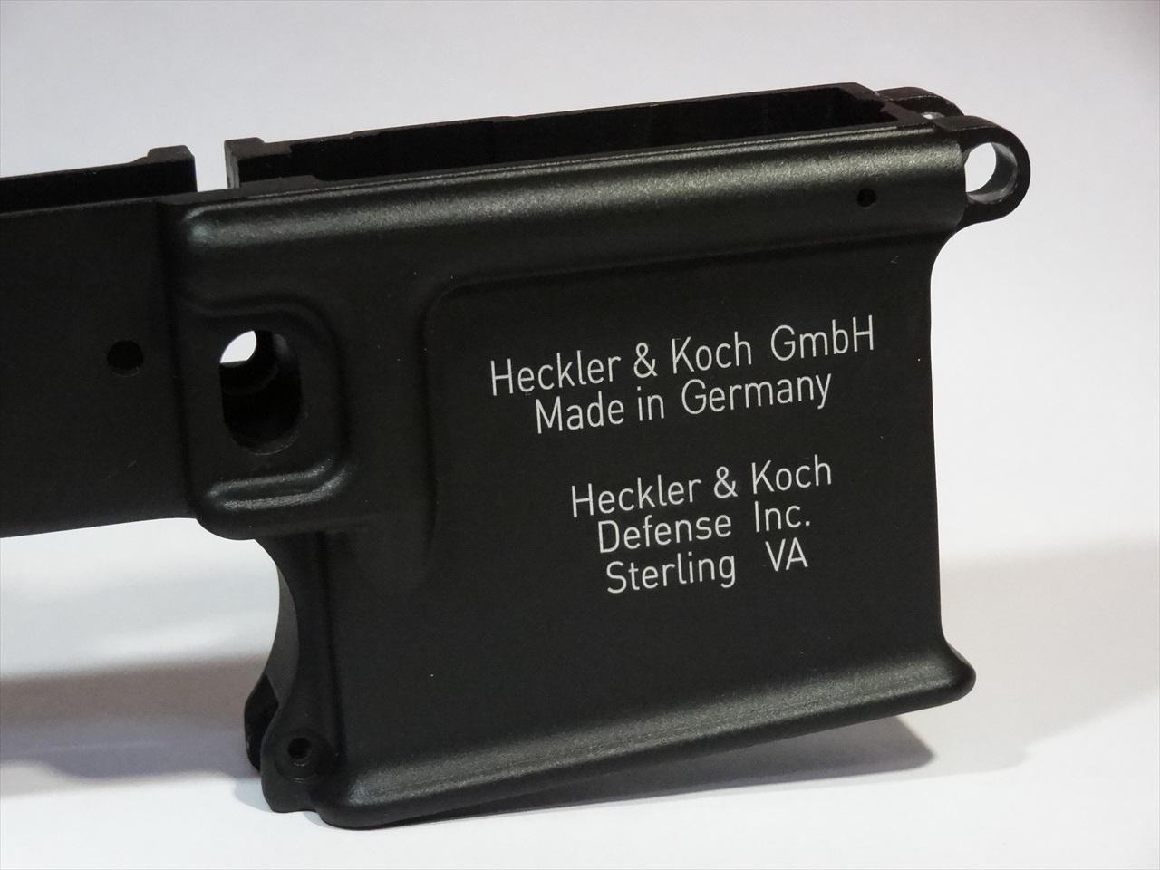 WE HK416 マーキングサンプル