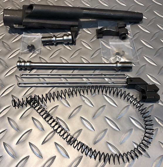 W&S GHK AK GBBスチールボルトセット シミュレイテッドVer.
