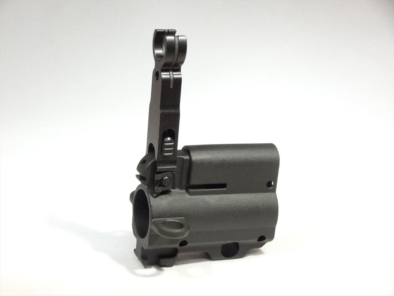 Z-Parts VFC HK416 スチール製 フロントフォールディングサイトタワーセット