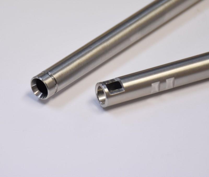 ZC Leopard 電動ガン用ステンレスバレルφ6.02mm L363mm