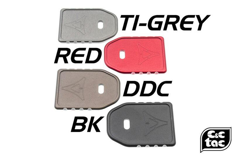 C&C Tac Killer Innovationsスタイル Glock GPベースパッド DDC (東京マルイ/WEグロックシリーズ対応)