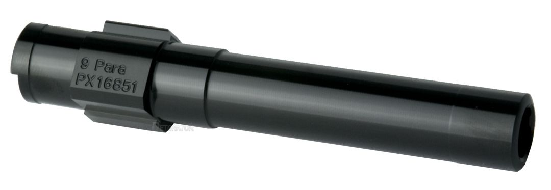 DETONATOR アルミアウターバレル 東京マルイ Beretta PX4用 (9mm Para)