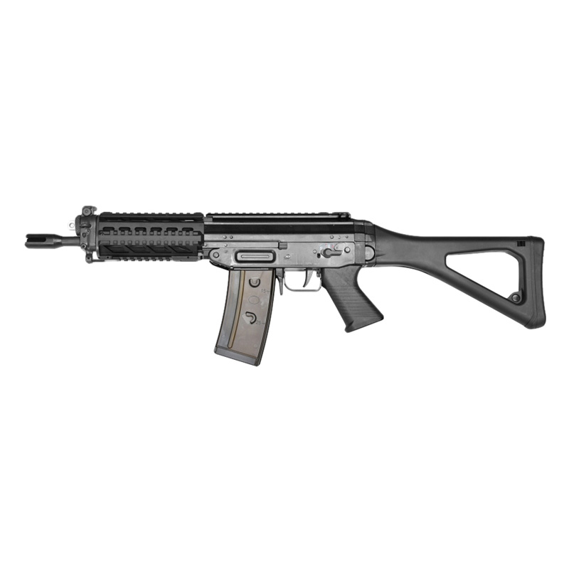 HK SIG SG553 GBB (Short Barrel/Tactical Rail Handguard)