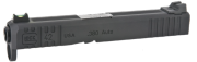 NOVA WILSON COMBAT TARAN TACTICALタイプ GLOCK42 スライドセット BK/BKバレル UMAREX(VFC) GLOCK42 GBB 対応