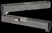 NOVA Glock17 Gen.4 MOSカスタムスライドセット 東京マルイGlock17 Gen.4対応 (MSMA-082-BK))