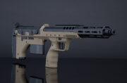 Silverback Desert Tech SRSA2 M2 Lefty Ver