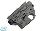 A-PLUS AIRSOFT SLR正式ライセンス品 CNC スチールレシーバーセット VFC AR/416 GBB 対応