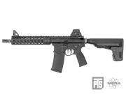 PTS MegaArms MKM AR15 CQB 10.5in GBB (JP)