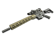 【LV2カスタム】RA-TECH URGI /MK16 GBB(GHK system)