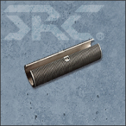 SRC MP5 SD ラバーハンドガード VFC MP5 SD3