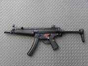 WE MP5A3 GBB BK