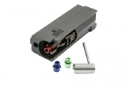 RA-TECH スチール CNC ボルトキャリア マグネティックロック アルミローディングノズルVer. WE SCAR-L/H対応 (RAG-WE-257)