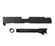 TAITAN AIRSOFT UMAREX VP9対応タクティカルスライド&バレルセット 14mm逆ネジ