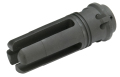 ANGRY GUN Surefire FH556-RCタイプ スティールフラッシュハイダー14mm(正/逆ネジ)