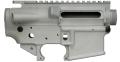 GunsModify アルミアッパー&ロアレシーバーセット-無刻印/Non-Coating 東京マルイ M4 MWS 対応