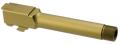 PRO ARMS Umarex G19g4/G19用 アルミアウターバレル(14mm逆ねじ付き) - FDE