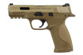 MG M&P9 ガスブローバックピストル SAIカスタムVer. TAN(Cybergun&SAI Licensed)