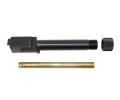 WII TECH タクティカル スティールアウターバレル インナーバレルセット(14mm逆ネジ) 東京マルイ Glock19対応