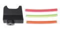 WII TECH アルミフロントハイサイト(オプティクファイバータイプ)東京マルイGlock GBBシリーズ対応