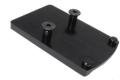 WII TECH Trijicon RMR ドットサイト マウントベース 東京マルイGlock17 Gen.3/Gen.4/26/22/34 GBB対応