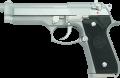 M92F INOX  Evolution HP  セラコート ステンレスフィニッシュ  モデルガン