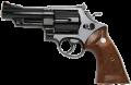 """タナカ S&W M29 Counterbored 4"""" スチールフィニッシュ ver3 モデルガン"""
