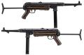 SRC MP-40 Co2 ガスブローバックライフル