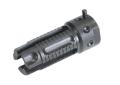 CRUSADER SR16 QDC 556フラッシュハイダー (14mm逆ネジ)