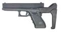 CloneTech FluxDefense型 GlockBraceマシンピストルキット/専用ホルスター付属