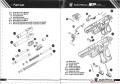 CyberGun M&P9 partslist