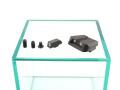 DETONATOR KSCTrijicon NOVAK GL-11タイプ フロント/リアサイトセット (KSC Glockシリーズ対応)