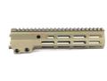 Z-Parts ハンドガード9.3インチ GHK MK16対応 (DDC)