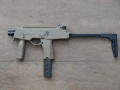 【海外バージョン】 KWA MP9 GBB TAN