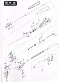 WE M4/M16/HK416/XM177/SCAR ディスコネクタースプリング No.22