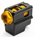 MITA ハンドガンコンペンセイター アルミCNC 14mm逆ネジ