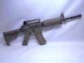 【JPサポート付】WE M4A1 GBB TAN オープンボルト
