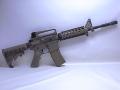 【JPサポート付】WE M4A1 RAS GBB TAN オープンボルト