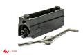 RA-TECH CNC スチールボルトキャリア + マグネティックロックNPAS内蔵 強化樹脂ノズルセット WE SCAR-L対応 (RAG-WE--291)