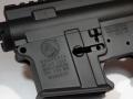 【オリジナル】 マーキング+セラコート RA-TECH 鍛造アルミレシーバーセット WE M4 GBB用(COLT M4A1)