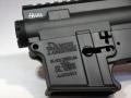 【オリジナル】 マーキング+セラコート RA-TECH 鍛造アルミレシーバーセット WE M4 GBB用(DANIEL DEFENSE)