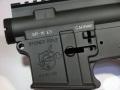 【オリジナル】 マーキング+セラコート RA-TECH 鍛造アルミレシーバーセット WE M4 GBB用(Kight's SR-16 E3)
