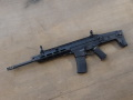【NPAS】 WE MSK GBB オリジナルマーキングVer.(Remington ACR)  BK